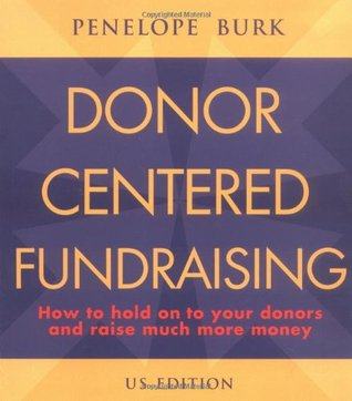 Donor-Centered Fundraising by Penelope Burk