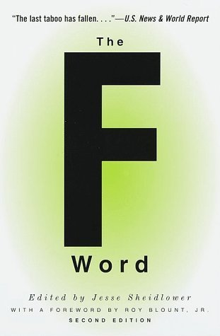 The F Word by Jesse Sheidlower