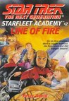 Line of Fire (Star Trek: The Next Generation - Starfleet Academy, Book 2)