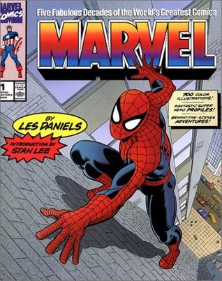 Marvel: Five Fabulous Decades of the World's Greatest Comics (First Impressions)