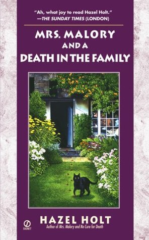 Mrs. Malory and A Death In the Family by Hazel Holt