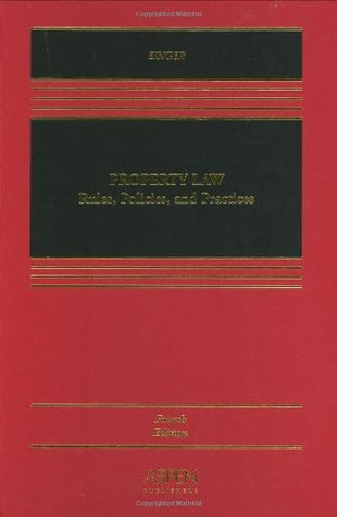 Property Law by Joseph William Singer