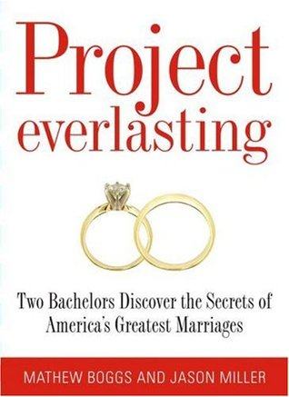 Project Everlasting by Mathew Boggs