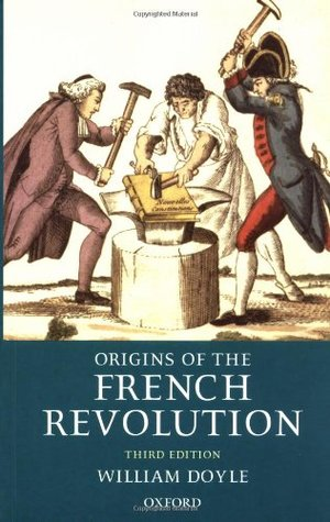 Origins of the French Revolution by William Doyle