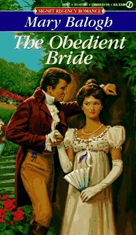 The Obedient Bride by Mary Balogh