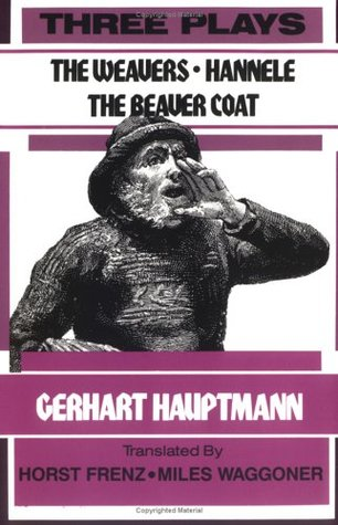 Three Plays by Gerhart Hauptmann