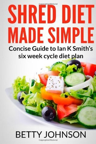 Shred Diet Made Simple by Betty Johnson