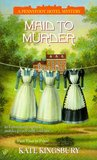 Maid to Murder (Pennyfoot Hotel Mystery, #12)