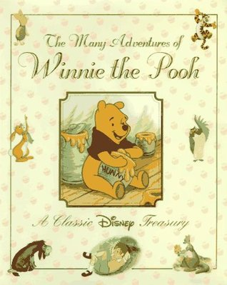 Many Adventures of Winnie the Pooh by Janet Campbell
