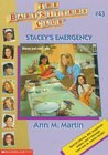 Stacey's Emergency by Ann M. Martin