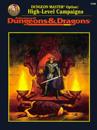 Dungeon Master Option by Skip Williams
