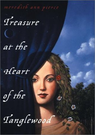 Treasure at the Heart of the Tanglewood by Meredith Ann Pierce