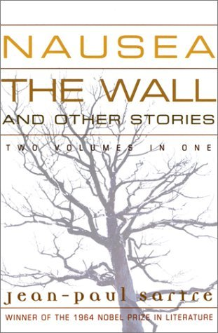 Nausea, The Wall and Other Stories by Jean-Paul Sartre