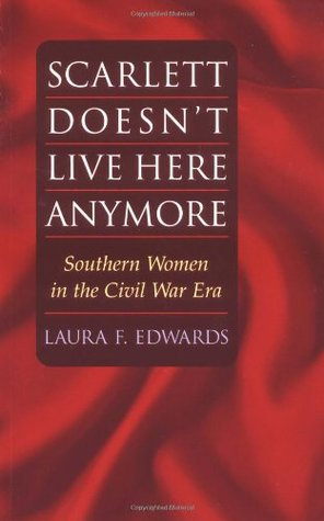 Scarlett Doesn't Live Here Anymore by Laura F. Edwards