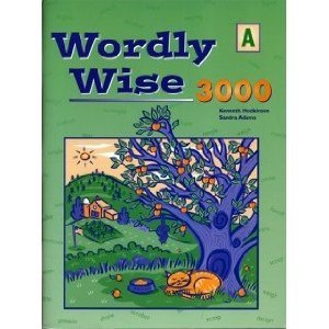 Wordly Wise 3000 by Kenneth Hodkinson