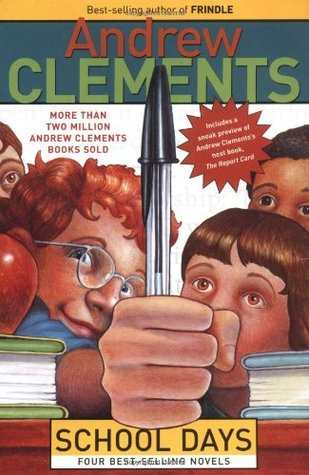 Andrew Clements School Days Boxed Set by Andrew Clements