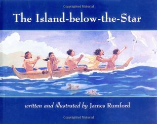 The Island-below-the-Star by James Rumford