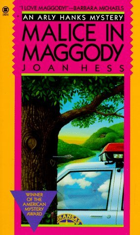 Malice in Maggody by Joan Hess