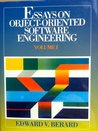 Essays on Object-Oriented Software Engineering