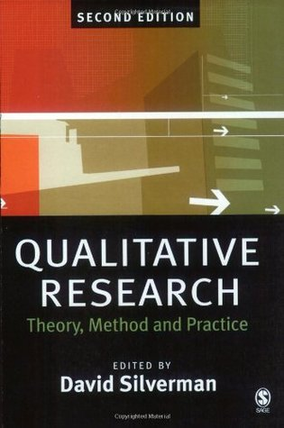 Qualitative Research by David  Silverman