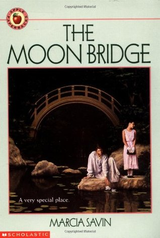 Moon Bridge by Marcia Savin