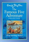 The Famous Five Adventure Collection by Enid Blyton