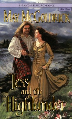 Tess And The Highlander (MacPherson Clan, #6)