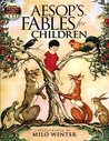 Aesop's Fables for Children: Includes a Read-and-Listen CD (Dover Read and Listen)