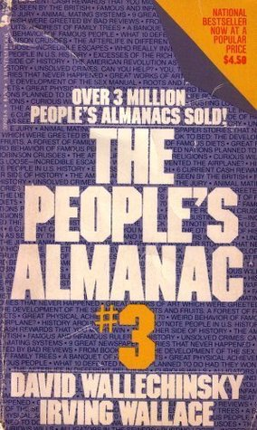 The People's Almanac #3 by David Wallechinsky