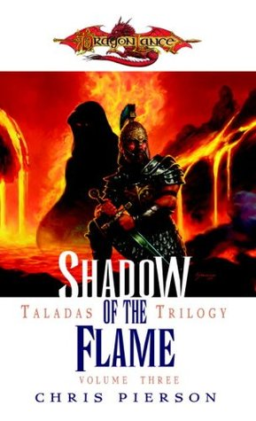 Shadow of the Flame by Chris Pierson