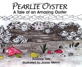 Pearlie Oyster by Suzanne Tate