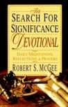 The Search for Significance Devotional: Daily Meditations, Reflections, & Prayers
