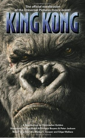 King Kong by Christopher Golden