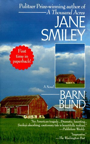 Barn Blind by Jane Smiley