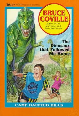 The Dinosaur That Followed Me Home by Bruce Coville