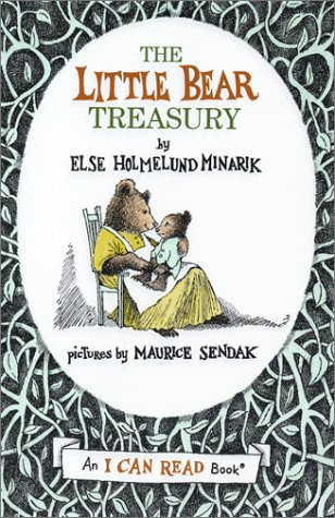 Little Bear Treasury: Little Bear/ Little Bear's Friend/ Little Bear's Visit