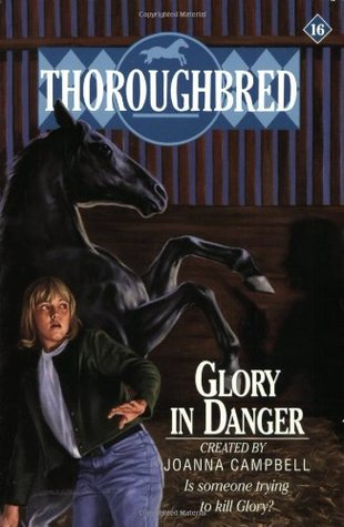 Glory in Danger by Joanna Campbell