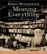 The Meaning of Everything CD: The Meaning of Everything CD