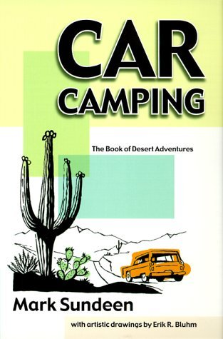 Car Camping by Mark Sundeen
