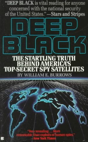 Download online for free Deep Black PDF by William E. Burrows, William E. Burroughs