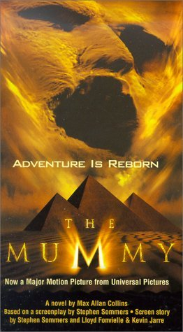 The Mummy by Max Allan Collins