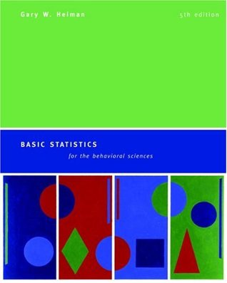 Basic Statistics For The Behavioral Sciences by Gary W. Heiman