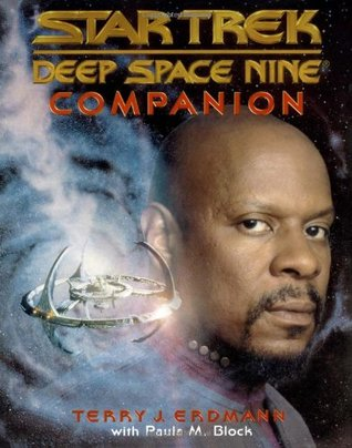 Deep Space Nine Companion by Terry J. Erdmann
