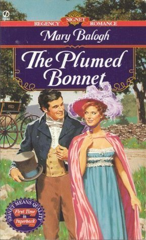 The Plumed Bonnet by Mary Balogh