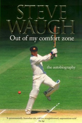 Read Out of my Comfort Zone: The Autobiography MOBI by Steve   Waugh