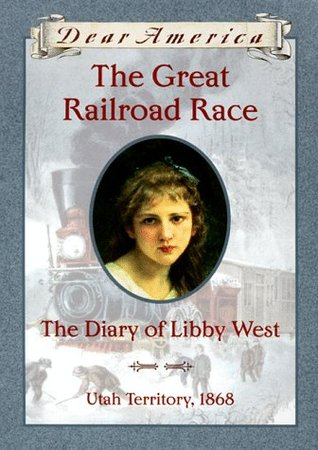 The Great Railroad Race by Kristiana Gregory