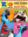 Rio Giant Coloring and Activity Book - Take Flight
