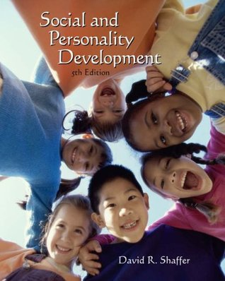 Free download Social and Personality Development (with InfoTrac ) PDF by David R. Shaffer