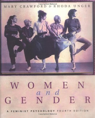 Women and Gender by Mary Crawford