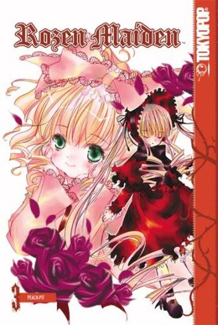 Rozen Maiden, Vol. 3